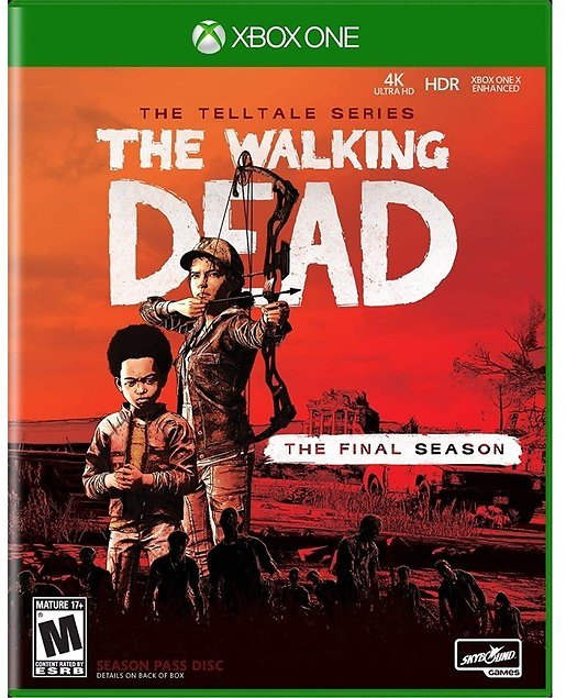 The Walking Dead: Final Season for Xbox One