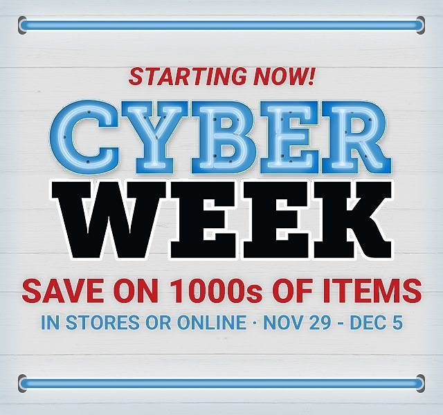 Cyber Week Sales | Tractor Supply Co.