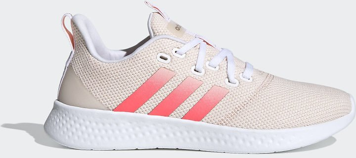 Adidas Puremotion Shoes - Cloud White / Signal Pink / Pink Tint | Adidas US