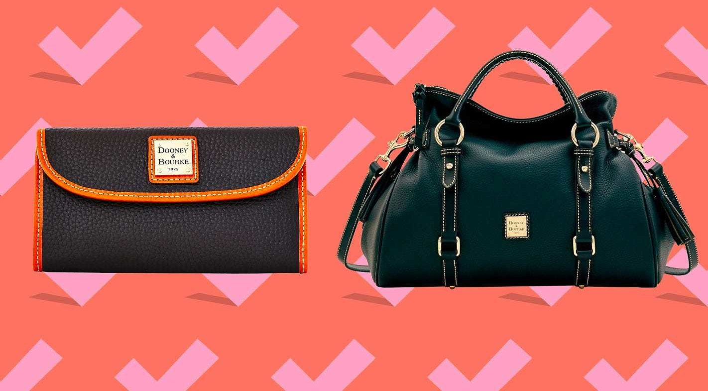 Dooney & Bourke Bags Are Up to 65% Off Right Now for Cyber Monday 2020