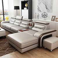 Source On Sales Fancy New Model 4 Seater Genuine Leather Sofa Living Room Furniture On M.alibaba.com