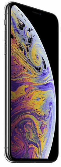 Apple IPhone XS Max - 64GB - Silver (Unlocked) A1921 (CDMA + GSM) for Sale Online