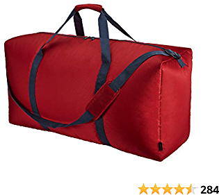 50%off - iFaraday-Extra Large Duffel Bag 32.5 Inch Lightweight Luggage for Travel