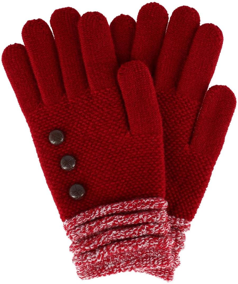 Britt's Knits Ultra Soft Glove with 3 Button Design (Women's)