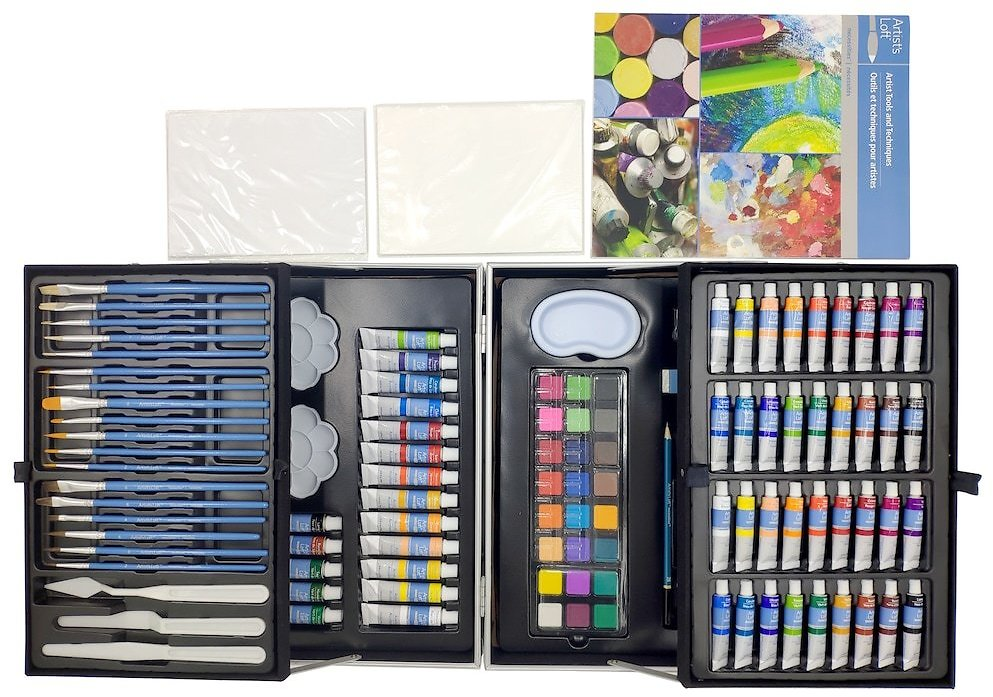 126-Piece Artist's Loft Art Sets (3 Options)