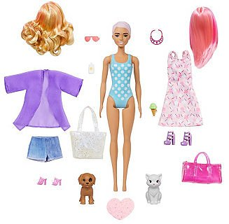 Barbie Color Reveal™ Doll and Accessories Assortment & Reviews - Home