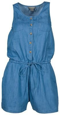 Natural Reflections Chambray Romper for Ladies   Bass Pro Shops