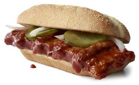 McRib Returns Wednesday: McDonald's Giving Away 10,000 Free Barbecue Sandwiches for Fans Who Shave