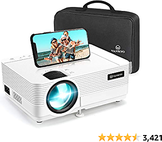 VANKYO Leisure 470 Mini Projector with Synchronize Smart Phone Screen, ||| 2020