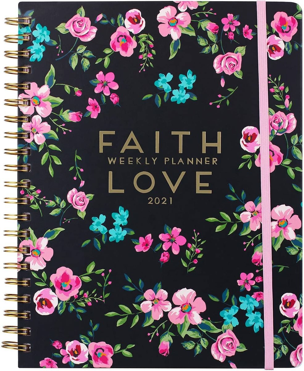 2021 Planner, Academic Weekly and Monthly Planners $6.99