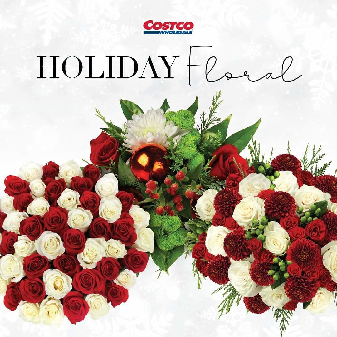 Seasonal Flowers | Costco