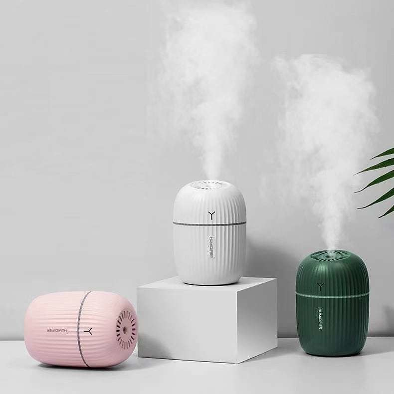 Air Humidifier Household Bedroom Air Conditioning Room Moisturizing Spray Small Student Dormitory Car Humidification Aromatherap