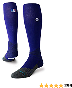 Stance Men's Diamond Pro OTC MLB On Field Calf Sock