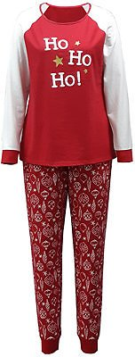 Family Pajamas Matching Women's Ornament-Print Family Pajama Set, Created for Macy's & Reviews - Bras, Panties & Lingerie - Women