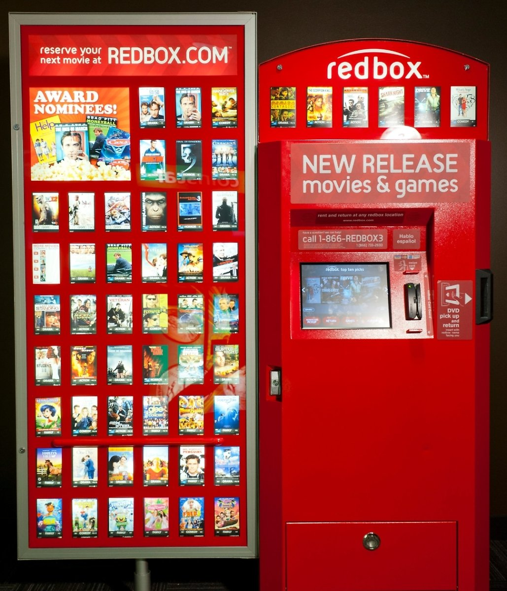 Redbox - $2 Off a Rental At a Kiosk or On-Demand with