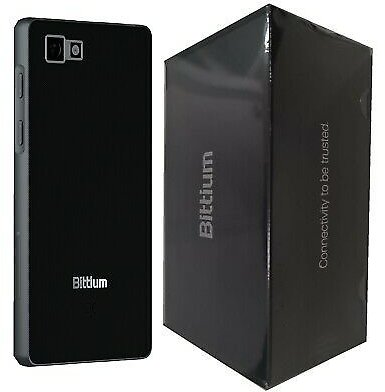 New Bittium Encrypted Tough Mobile 2 Ultra Security Phone Factory Unlocked Dual