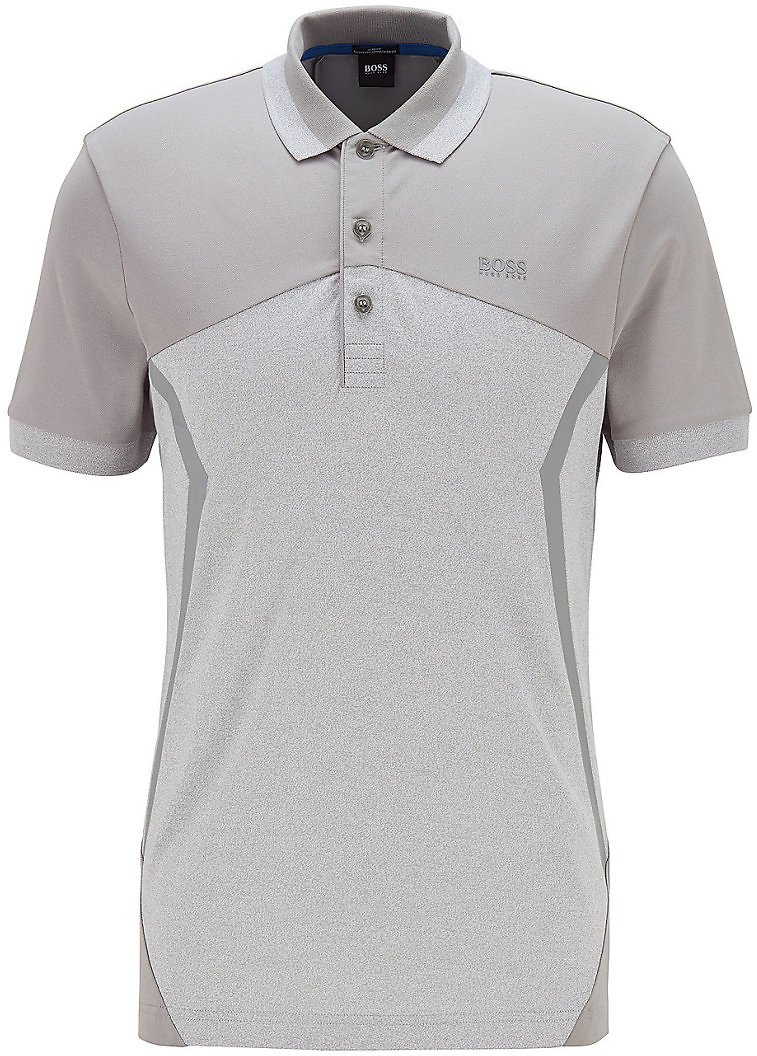 BOSS - Slim-fit Polo Shirt in Quick-drying S.Café® Fabric