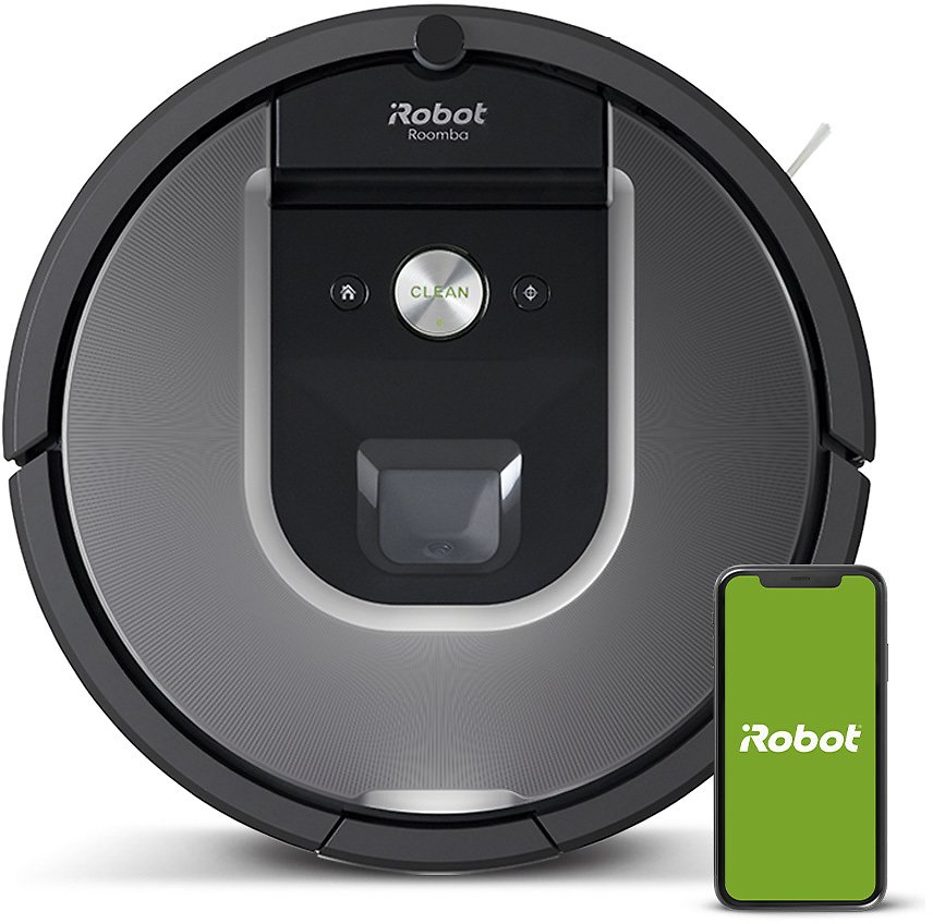 IRobot® Roomba® Restored 960 Wi-Fi® Connected Robot Vacuum