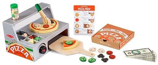 Love This Product Top & Bake Pizza Counter