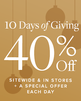 10 Days of Giving - Up to 40% Or More Off Sitewide - Brooks Brothers