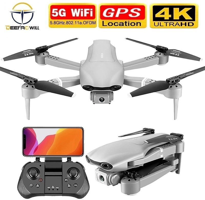 US $45.33 78% OFF|2020 NEW F3 Drone GPS 4K 5G WiFi Live Video FPV Quadrotor Flight 25 Minutes Rc Distance 500m Drone HD Wide Angle Dual Camera|RC Helicopters| - AliExpress