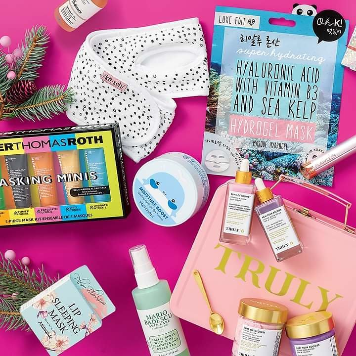 5 for $10 Sweet and Shimmer Stocking Stuffers + $5Off $15