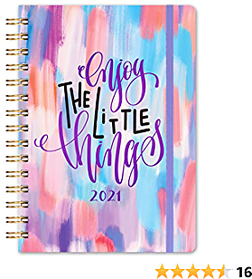 50% OFF 2021 Planner, 3 Options, Monthly Weekly