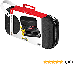 PDP Nintendo Switch Deluxe Travel Case Poke Ball Edition, 500-173 - Nintendo Switch