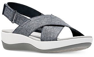 Clarks Women's Arla Kaydin Cloudsteppers Sandals & Reviews - Sandals - Shoes
