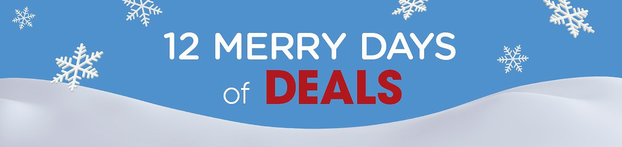 Starts From 12/9! 12 Merry Days - Kroger