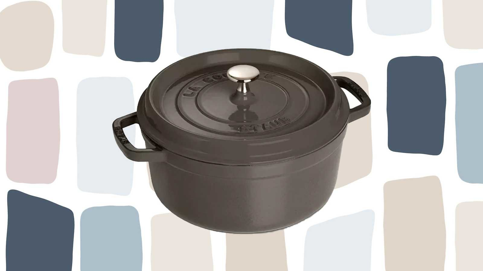 You Can Get a Staub Dutch Oven for 76% Off Right Now—but They're Going Fast!