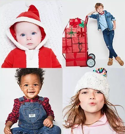The Christmas Countdown: Up to 50-70% Off | Carter's | Free Shipping