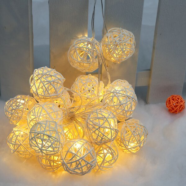 10 Battery Powered String Lights