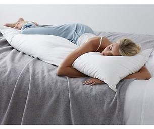 The Company Store Down-Free Fill Body Pillow (BOGO Free)