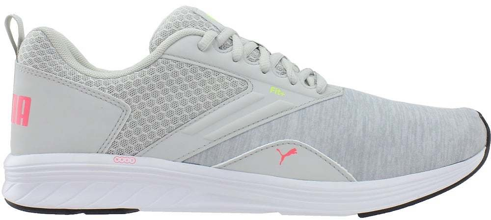 Puma Mens NRGY Comet Lace Up Sneakers