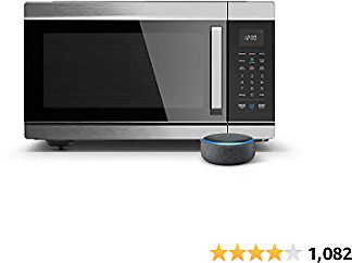 Smart Oven, a Certified for Humans Device – Plus Echo Dot