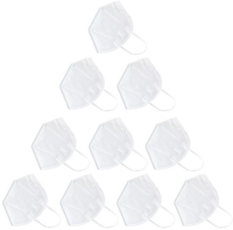 Disposable Protective Face Mask 5 Layer Anti Particulate Respirator Masks