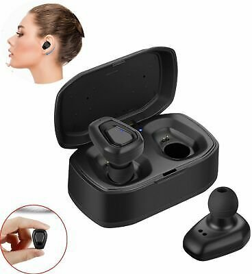 Mini Wireless Bluetooth Earbuds Headset In Ear Stereo Earphones for IOS Android