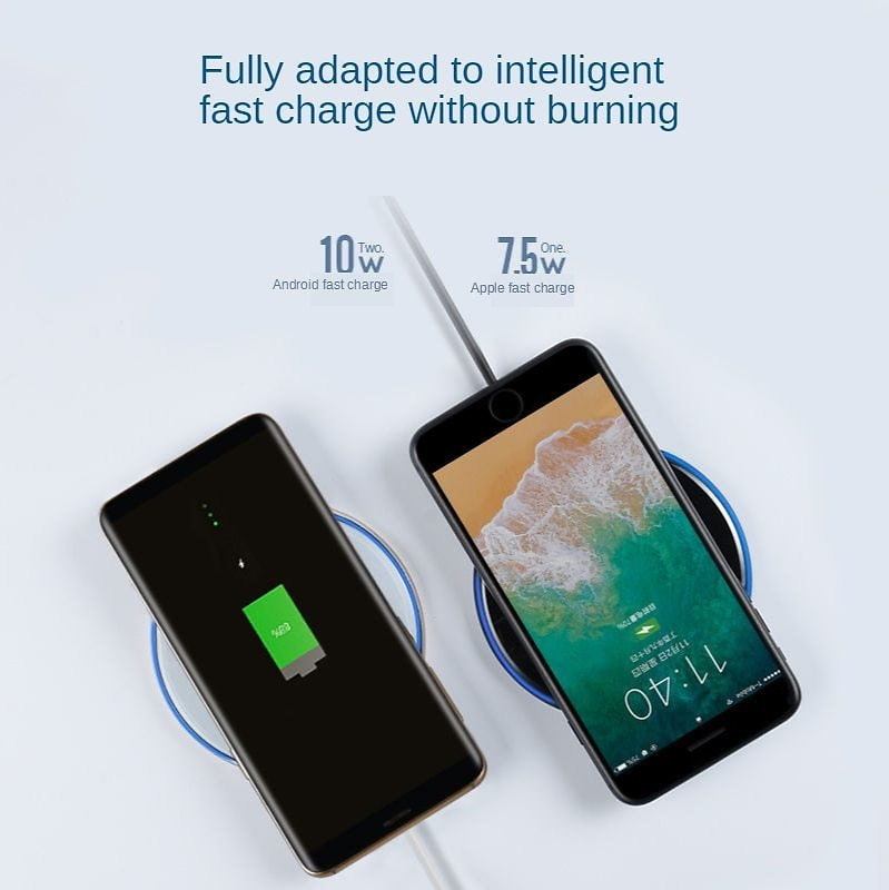 Wireless Charger for ONLY $0.01 + Ships Free