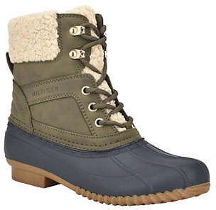 $39 Tommy Hilfiger Duck Boots (5 Options)