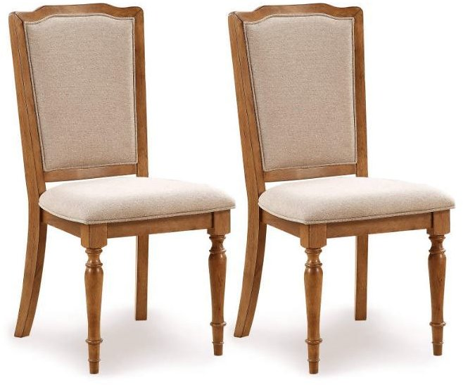 Chateau Upholstered Dining Chairs, 2-Pack | BigLots