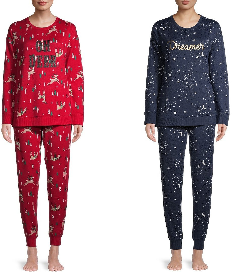 2-Piece Women's Pajama Sets (Mult. Styles)