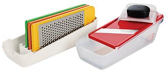 OXO Good Grips Complete 7 Piece Grate and Slice Set & Reviews - Home