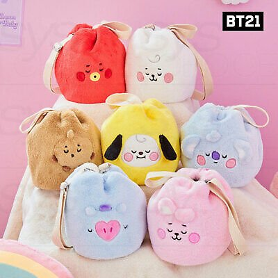 BTS BT21 Official Authentic Goods Dream of Baby Bucket Bag + Tracking Number
