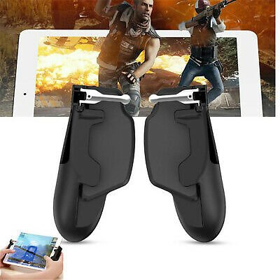 Mobile Gaming Gamepad Trigger Shooter Controller for Android IOS Ipad PUBG Phone