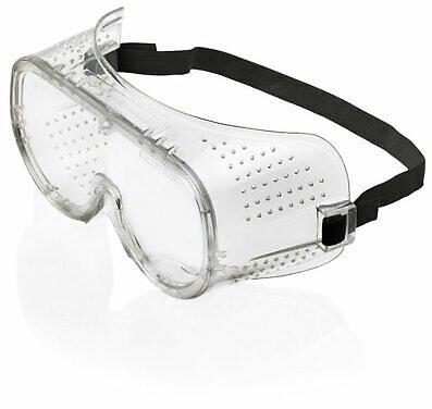 ANTI-MIST GOGGLE CLEAR (Pack of 10)