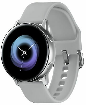 Samsung Galaxy Watch Active 40mm - Silver (SM-R500NZSAXAR) 887276317960