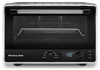 KitchenAid® Digital Countertop Oven with Air Fry in Black | Bed Bath & Beyond