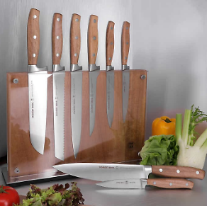 10-Pc Schmidt Brothers Forge Series Knife Block Set
