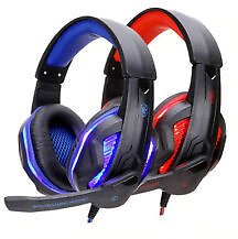 3.5mm Gaming Headset Mic Headphones Stereo Surround for PS4 Xbox One PC
